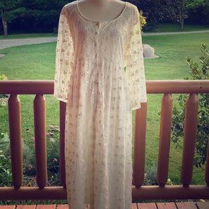 NWT Victorian Vintage April Cornell Dress